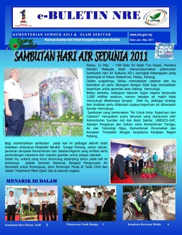 eBuletin NRE @ Edisi Jan -Mac 2011