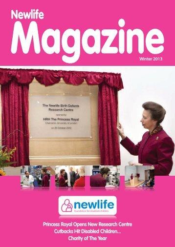 Download the PDF - Newlife Foundation