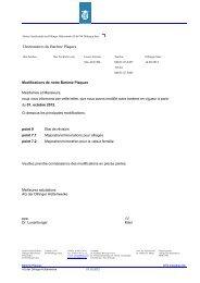 Dernières modifications - Dillinger Hütte GTS