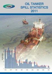 OIL TANKER SPILL STATISTICS 2011 - Itopf.com