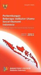 Edisi November 2011 - Badan Pusat Statistik