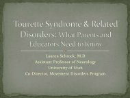 How To Have Tourette syndrome (pdf)