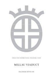 MILLAU VIADUCT - Dillinger Hütte GTS