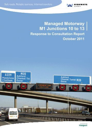 Highways agency business plan
