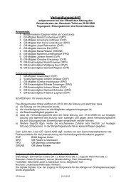 GR-Sitzung 26.06.2008 (425 KB) - .PDF - Tollet
