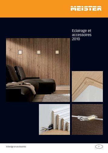 Eclairage et accessoires 2010