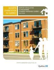 Programme Logement abordable Québec - Société d'habitation du ...