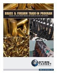 Brass & Firearm Trade-in Program Information - Action Target
