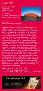 Programm Januar-März 2014 - Stadt Neu-Ulm - Page 2