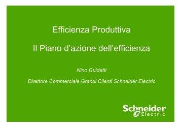 Efficienza Produttiva - Schneider Electric