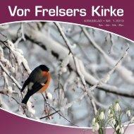 HYGGELIG BRUNCH FOR BøRN OG FORELDRE… KIRKETEATER