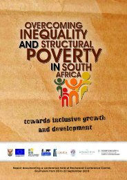 Poverty_Conf Report Final.p65 - PLAAS