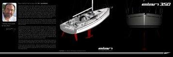 New Performance Elan 350 R - evolution - WNE Yachting