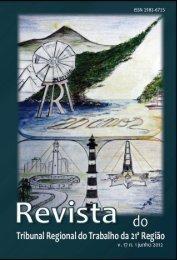 Revista do Tribunal Regional do Trabalho - 21ª Região - RN