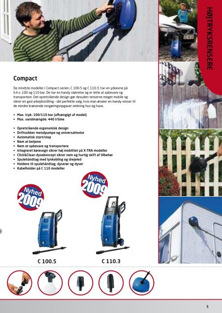 consumer 2009 - Nilfisk-ALTO