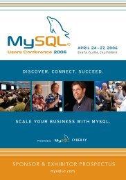 sponsor & exhibitor prospectus - Conferences - O'Reilly Media