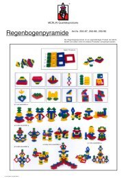 Regenbogen Pyramide - Gregishp.ch