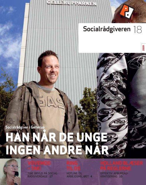 Socialrådgiveren nr. 18-2009 - Dansk Socialrådgiverforening