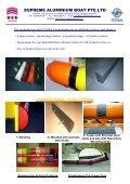 SUPREME ULTRA BULLET-PUNCTURE PROOF FOAM FENDER ... - Page 3