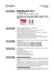 DUROGLASS P5/2 - mpm