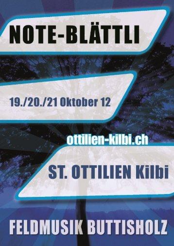 Jahreskonzert 2011 - Feldmusik Buttisholz