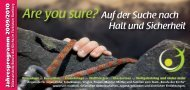 Are you sure? - Erzbistum Bamberg