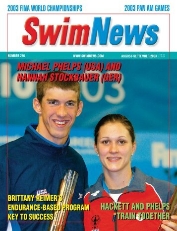 Aug - Sept 2003 View the PDF - Swimnews Online