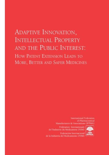 Adaptive Innovation - IFPMA