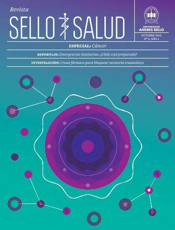 Revista Sello y Salud N°2 - Universidad Andrés Bello