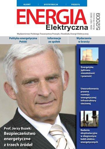 numer 5/2009 - E-elektryczna.pl