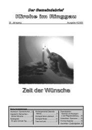 Anita Renke und Heidrun Dilling - Kirchenkreises Eschwege