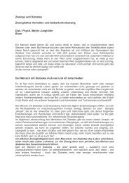Zwang & Diabetes - Diplom-Psychologe Martin Junghöfer, Praxis für ...