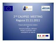 (Microsoft PowerPoint - 2nd CALYPSO - Presentation Mariama ...