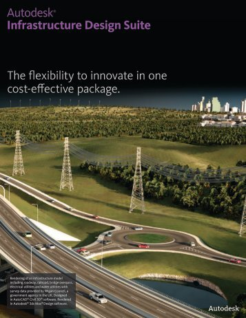 Infrastructure Design Suite - Cadvision