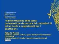 Presentazione Struttura Controlli di Primo livello - ita-slo.eu