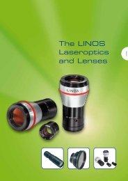 The LINOS Laseroptics and Lenses - Qioptiq Q-Shop