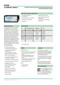 Ground Fault Monitor - IRDH375 - Bender - Page 2