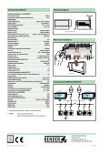 Ground Fault Monitor - IRDH375 - Bender - Page 4