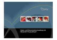 CAD Daten mit ProductPoint - MTC GmbH