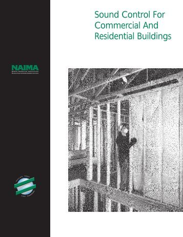 Sound Control for Commercial and Residential Buildings (BI405 PDF)