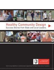 Healthy Community Design - Active Living Network