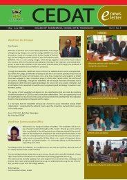 letter - College of Engineering, Design, Art and Technology - Makerere
