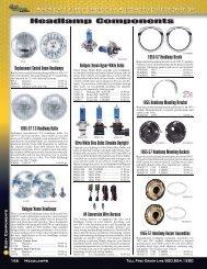 Headlamp Components - downloads.classicindustries.com - Classic ...