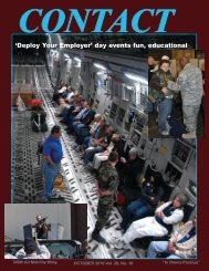 'Deploy Your Employer' day events fun, educational - 349th Air ...