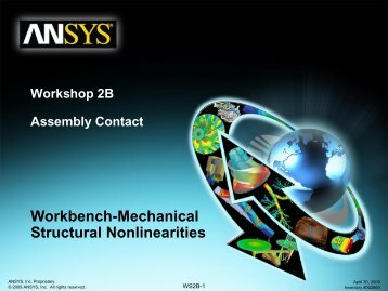 Workshop 2B – Assembly Contact