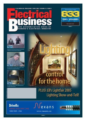 April 2005.pdf - Electrical Business Magazine