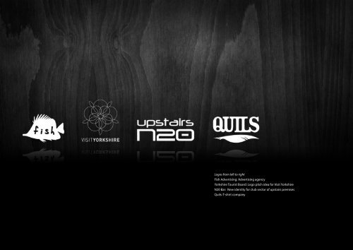 Logos from left to right