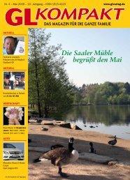 Die Saaler Mühle begrüßt den Mai