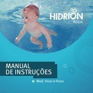 MANUAL DE INSTRUÇÕES - Hidrion