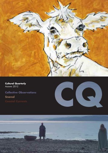 Autumn 12 - Cultural Quarterly